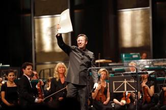 Steven Sloane und die Bochumer Symphoniker, Ruhrtriennale 2012 © Michael Kneffel